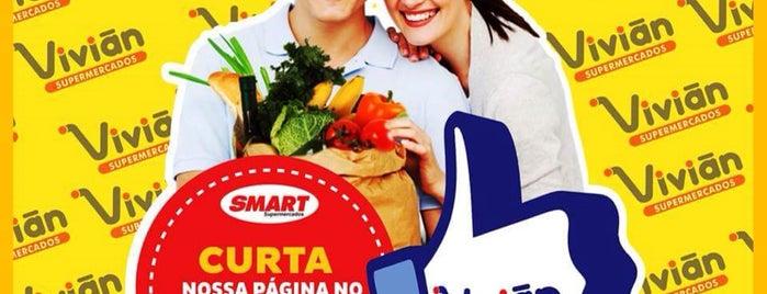 Vivian supermercados is one of Alan Jefferson'un Beğendiği Mekanlar.