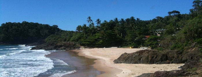 Itacaré is one of Praias do Brasil.