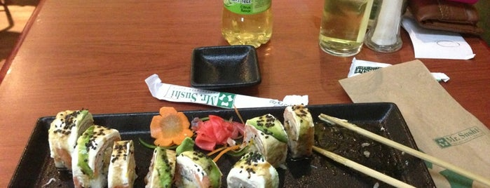 Mr. Sushi orangebamboo is one of Comida japonesa y más.