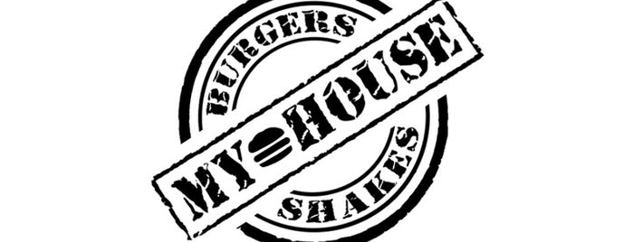 My House Burgers & Shakes is one of Burgers.
