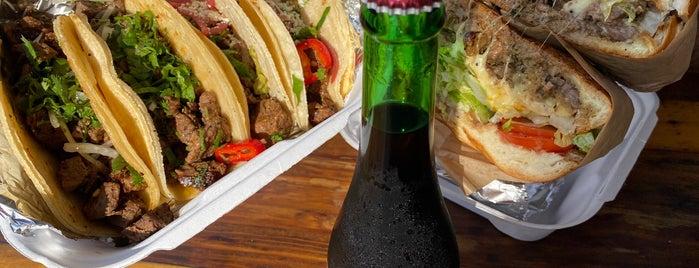 Taco Bamba is one of Locais curtidos por Jana.