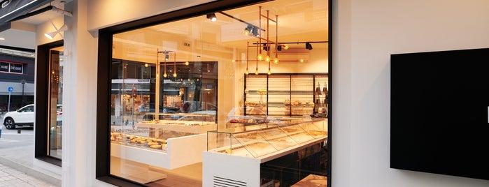 Baker's Art is one of Greece.