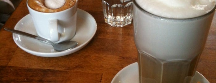 Foursquare Best Of Hamburg: Cafés