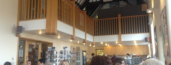 The Coffee Shop, St. Michael's Old School is one of Wifi.