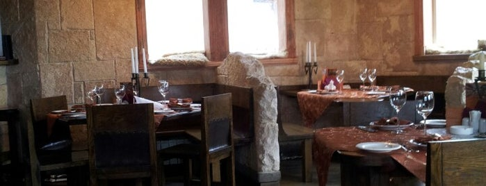 Амроц на Передовиков, ресторан is one of สถานที่ที่ П.А. ถูกใจ.