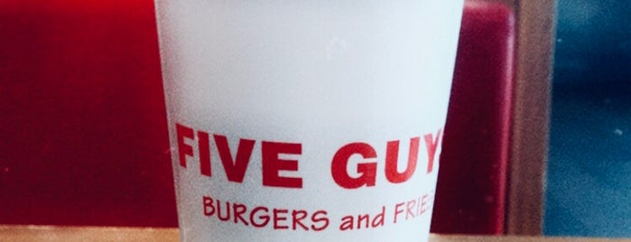 Five Guys is one of DUBAI.