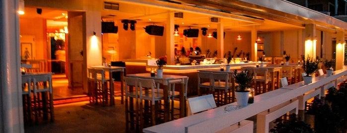 Μπαλκόνι Seaside Bar is one of Greece.