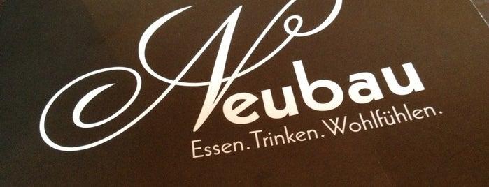 Neubau is one of würzburg.