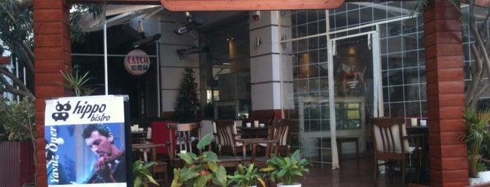 Cafe Hippo is one of Lieux sauvegardés par Kaya Tuna.