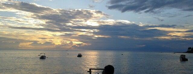 Pantai Senggigi is one of place in indonesia.