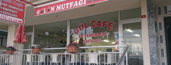 Gül Cafe & Ev Yemekleri is one of Orte, die Ceydak gefallen.