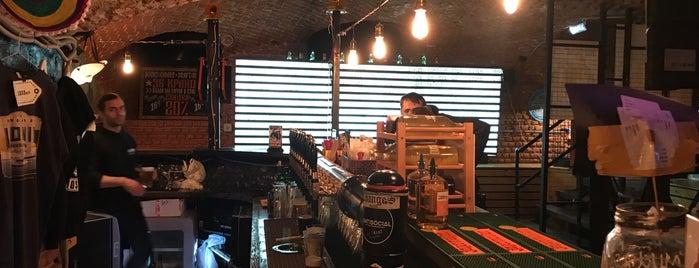 Los Bandidos Bar is one of Пабы.