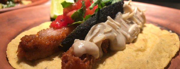 Veladora. Tacos y Tragos is one of Kayさんのお気に入りスポット.