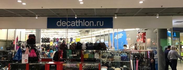 Декатлон is one of Posti che sono piaciuti a Катя.