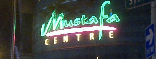 Mustafa Centre is one of Singapore.