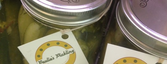 Paulie's Pickling is one of Potrero Hill/East Mission Stuffz.