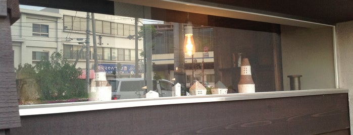 aalto coffee and the rooster is one of 徳島.