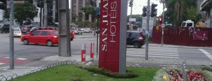 San Juan Royal Hotel Curitiba is one of Rede San Juan Hotéis.
