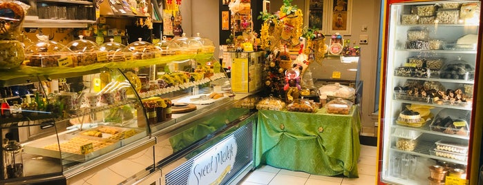 Sweet Melek is one of cafe bar.