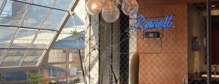 Cafe Parnell is one of Seoul 2020.