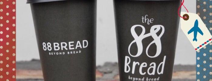 88 BREAD is one of ♠ 가로수길 지역전문가 ♠.