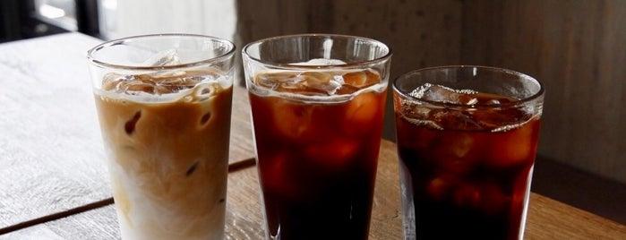 마크레인커피 is one of Seoul coffee 2019.