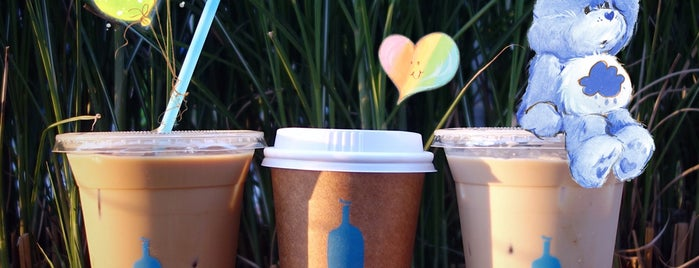 Blue Bottle Coffee is one of More coffee.
