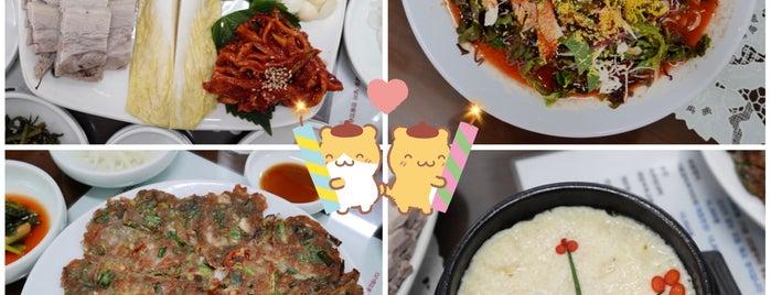 압구정춘천막국수 is one of noodle.