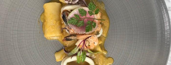 Sepia / Cocina De Mar is one of Jalo.