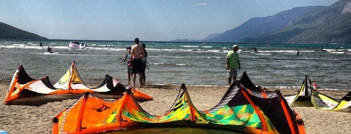 Kiteboard Turkey is one of ASLI: сохраненные места.