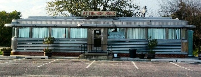 At The Hop Diner is one of The Best New Jersey Diners.