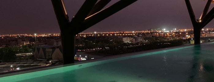 Terrace Four Seasons Hotel is one of Locais curtidos por Mohammed.