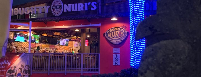 Naughty Nuri's is one of Phuket.