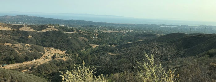Los Padres National Forest - Santa Barbara Ranger District is one of Los Angeles.