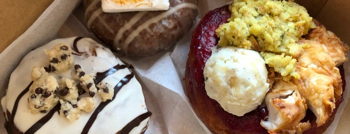 PVDonuts is one of PVD + other RI.
