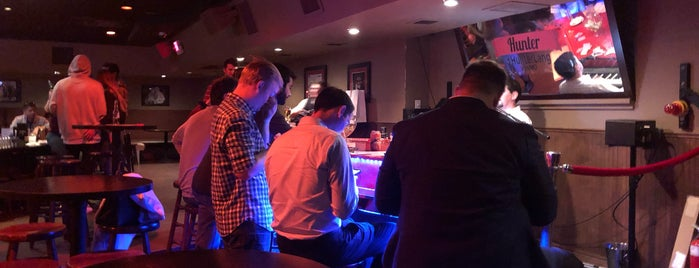 Georgetown Piano Bar is one of DC Bars I'd Go To.