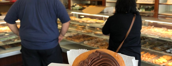 DeLuise Bakery is one of PVD + other RI.