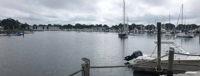 Historic Wickford is one of RI/MA.