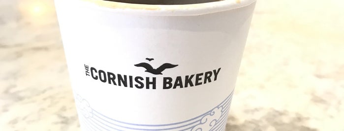 Cornish Bakery is one of York Places To Visit.