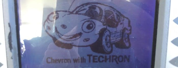 Chevron is one of random.