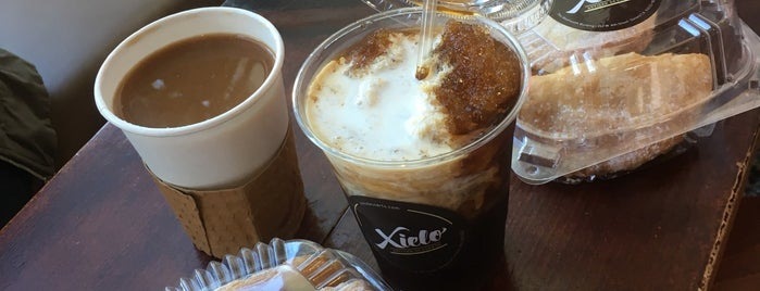 Xielo Artisan Desserts is one of Ventura Faves.