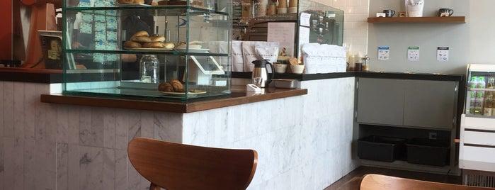 Souvenir Coffee Co is one of Cafés.