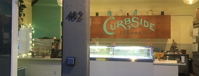 Curbside Creamery is one of East Bay eats.