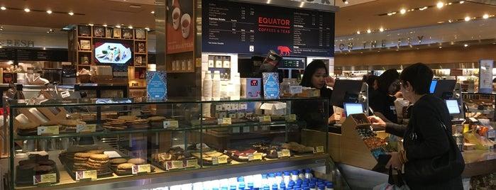 Equator Espresso is one of Posti che sono piaciuti a Lou.
