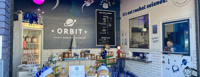 Orbit Coffee & Doughnuts is one of San Francisco 3.