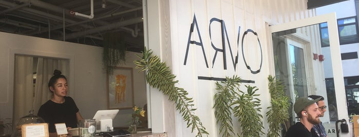 Arvo is one of Locais salvos de Whit.