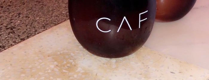 CAF Cafe is one of الرياض 2.