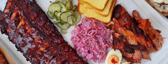 The 20 Best BBQ Joints in NYC