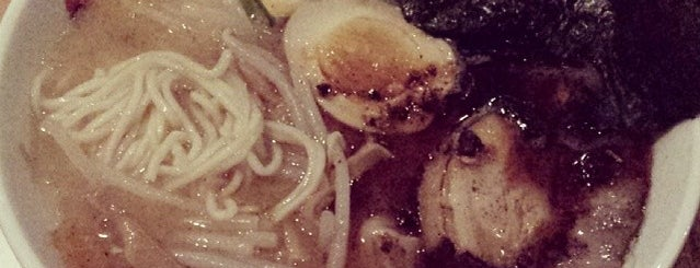 Totto Ramen is one of New York Noms and Things.