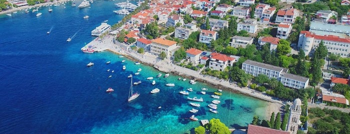 hvar Old Town Center is one of Croacia.